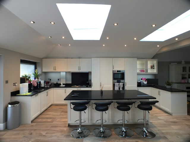 kitchen design mill hill 6 meters rear extension in mill hill 617