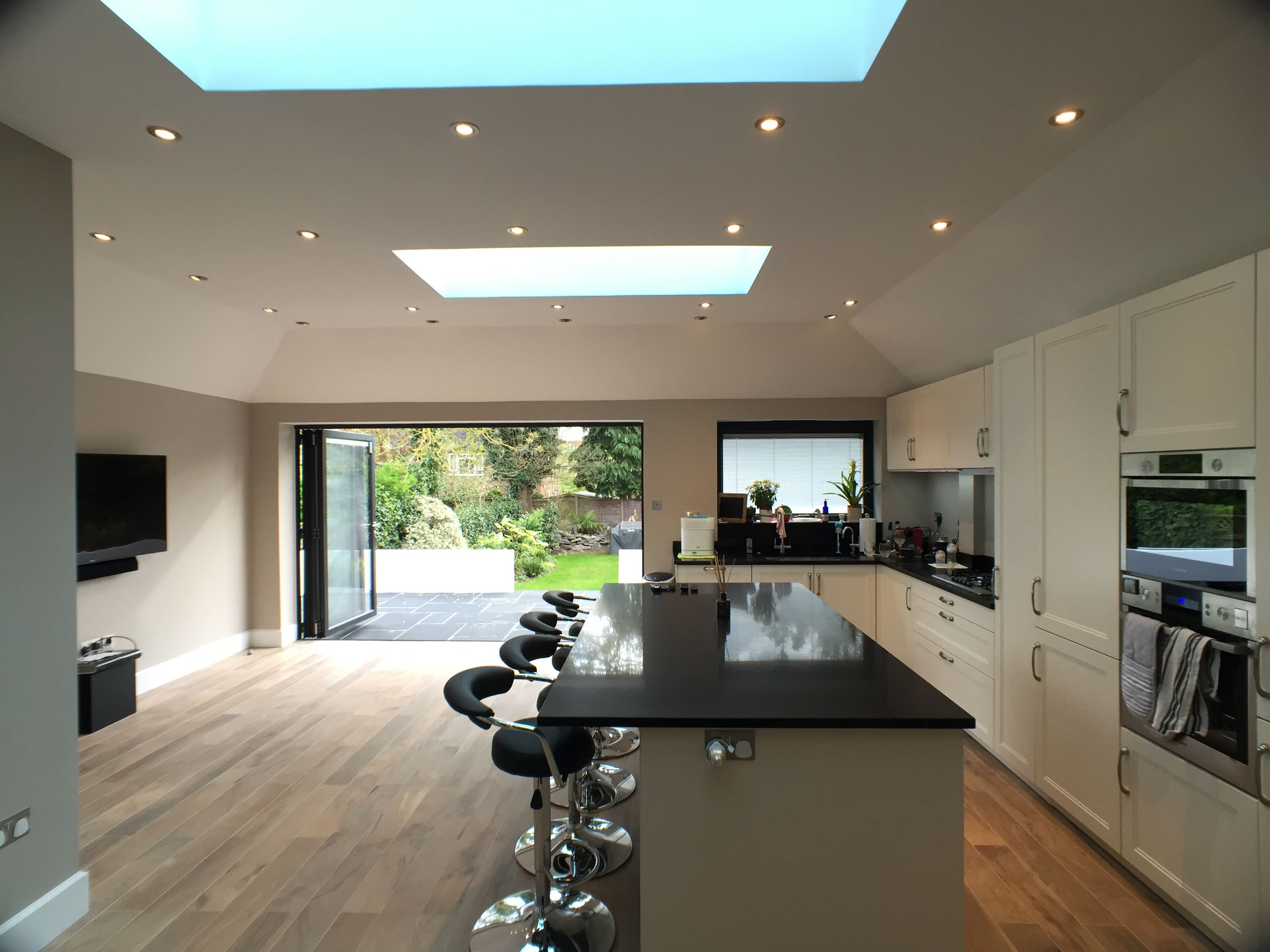 6 Meters Rear Extension In Mill Hill
