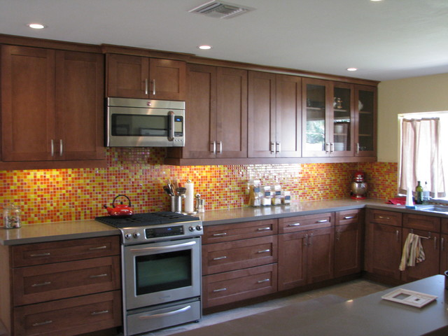wonderful 60S Kitchen Remodel #1: 60u0027s Sixtyu0027s Ranch Home Kitchen Remodel modern-kitchen