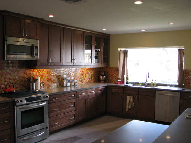 60 s Sixty s Ranch Home Kitchen Remodel