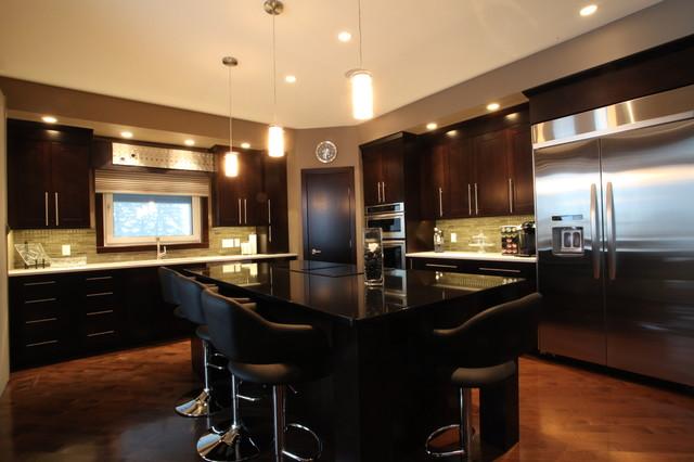 #631 Sandpiper Crescent, Winkler contemporary-kitchen