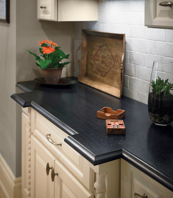 Kitchen Countertops Formica : ... Formica? Laminate - Traditional - Kitchen - cincinnati - by Formica