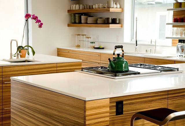 6th Street modern-kitchen
