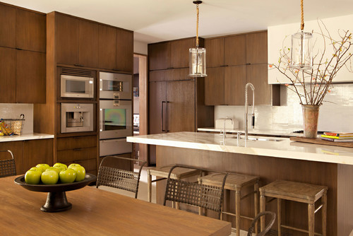 Integrated Refrigerators That Look Like Cabinets Fridge