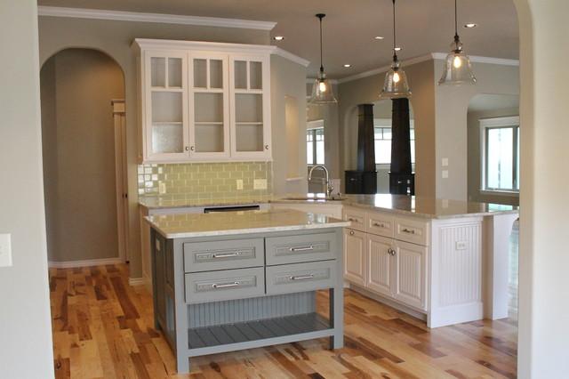 717 Blue Oak - Arroyo Plan contemporary-kitchen