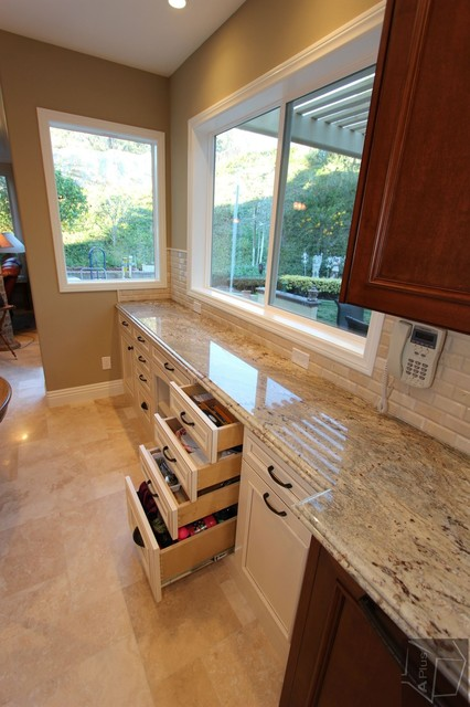 72 - Complete Kitchen Remodel with Brand new flooring traditional-kitchen