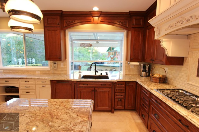 72 Complete Kitchen Remodel With Brand New Flooring
