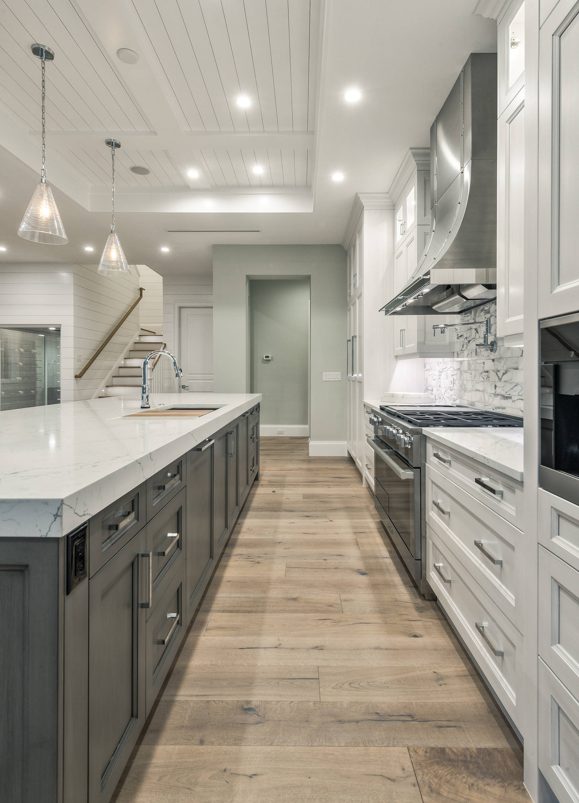 75 Beautiful Modern Kitchen Pictures Ideas April 2021 Houzz
