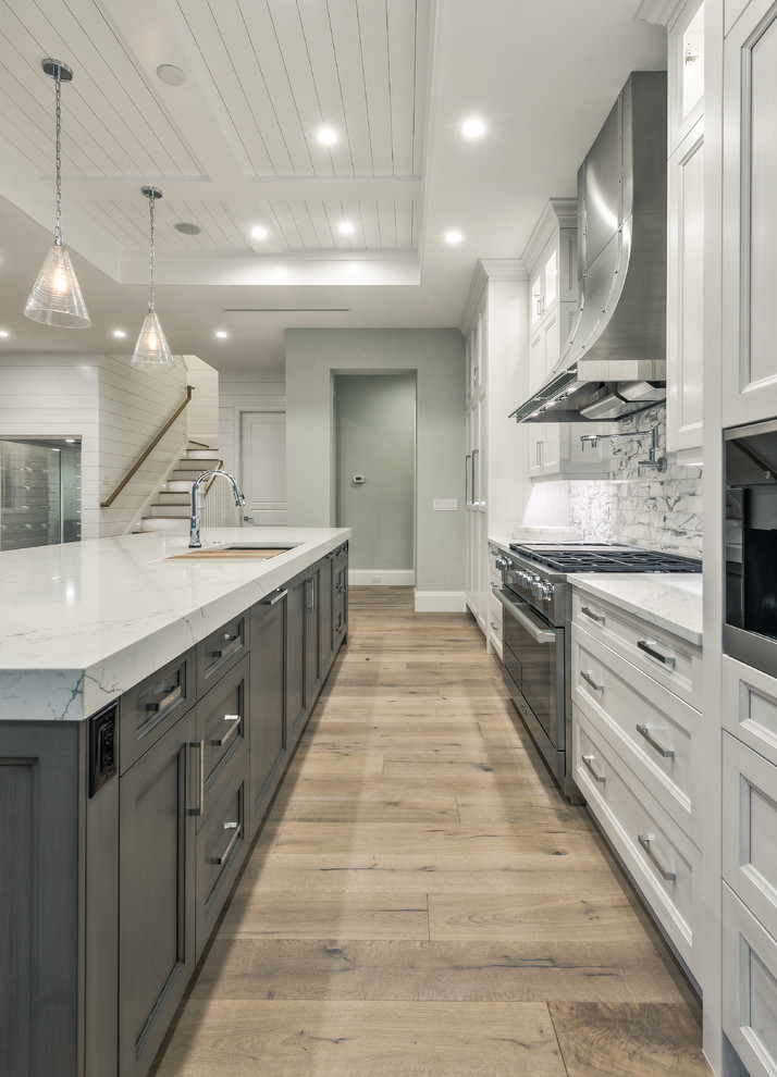 730 6th Ave. N - Unique Modern Kitchen Design by T ...
