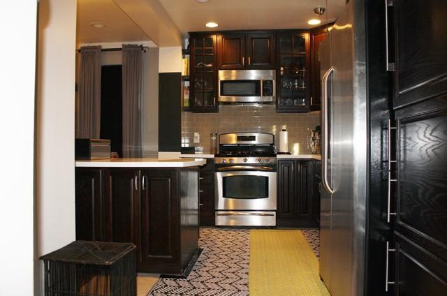 734 butternut st kitchen modern kitchen dc metro for Butternut kitchen cabinets