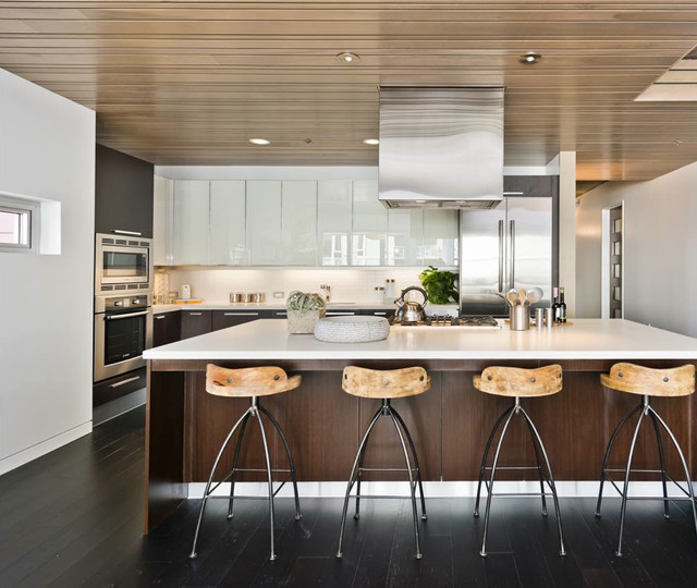 750 2nd St San Francisco Contemporary Kitchen San
