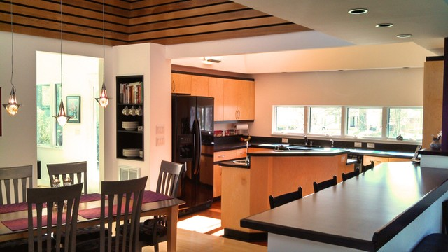 7608 rambeau contemporary kitchen raleigh by for Kitchen design raleigh
