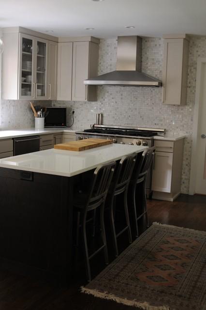 80's Kitchen Renovation traditional-kitchen