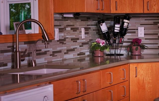 80 39 s revival washougal wa transitional kitchen for Colorado kitchen designs llc