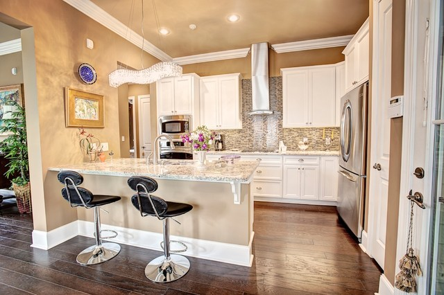 81 Town Center - Village of Providence, Huntsville AL - Traditional - Kitchen - other metro - by ...