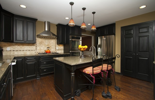 813 Steeplechase Drive, Brentwood TN traditional-kitchen