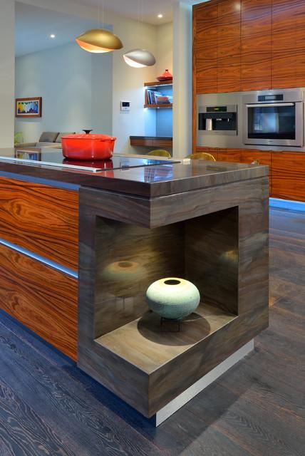 82 Madison Ave. Toronto modern-kitchen