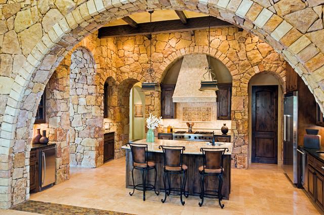 8210 Big View mediterranean-kitchen