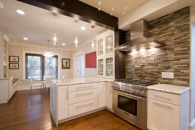 8th & Fillmore contemporary-kitchen