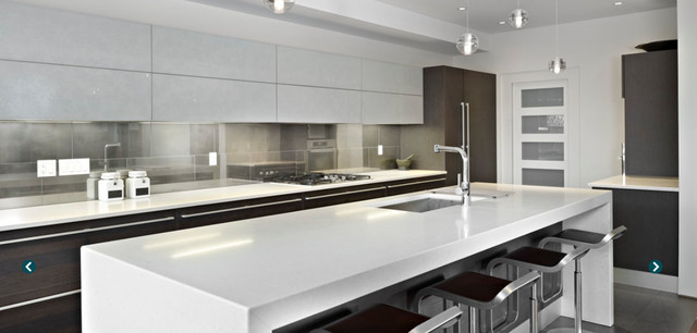 90th Ave Edmonton Modern Truly Open Concept Contemporary Kitchen Edmonton By Pedini