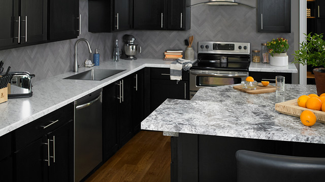 9305 Silver Flower Granite 180fx Collection By Formica Group Kitchen Other By Formica Group
