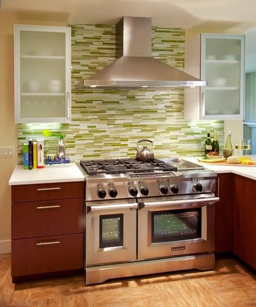 Modern Kitchen Makeover: A 1950s Kitchen Gets A Modern Makeover
