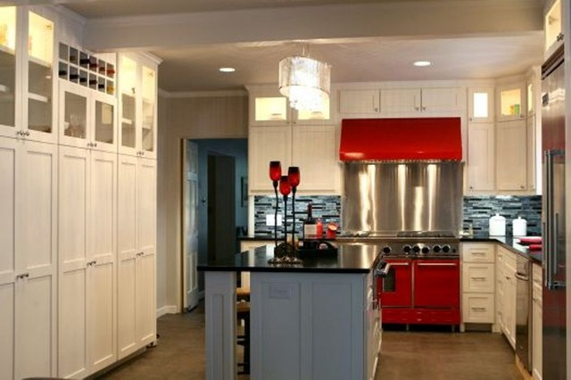 Heights Kitchen  Traditional  Kitchen  philadelphia  by BlueStar