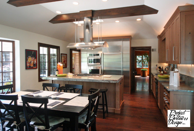 A bachelor 39 s kitchen eclectic kitchen chicago by for Bachelor kitchen ideas