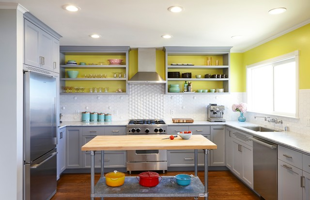 A bernal heights 2 residence contemporary kitchen - Limpressionnante residence bernal heights san francisco ...