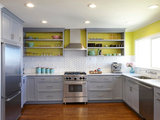 contemporary kitchen 12 Ideas for a Knockout Kitchen (12 photos)
