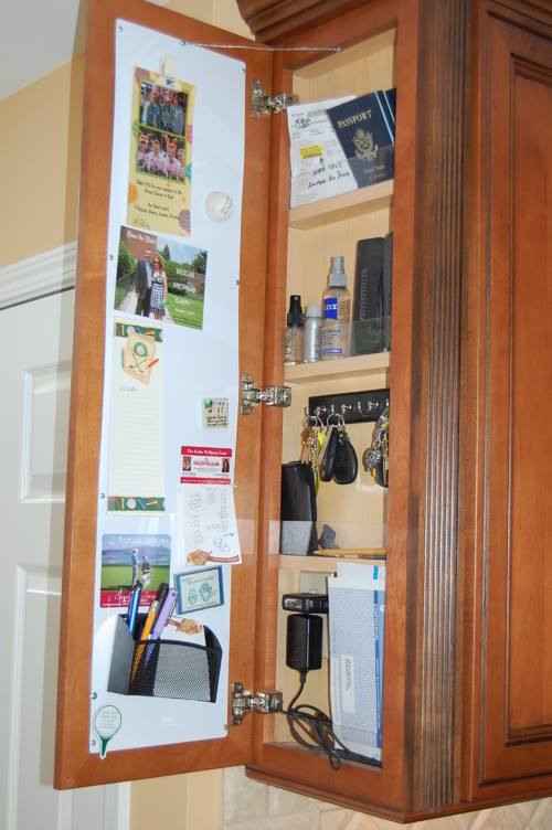 Is That A Marker Board Or Magnetic Board Inside The Door? Or Both? Thanks!