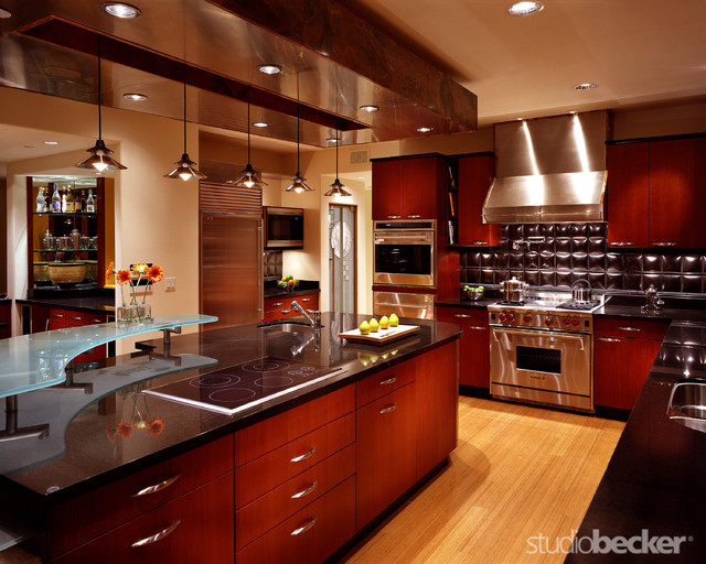 A Chef 39 S Kitchen Contemporary Kitchen San Francisco