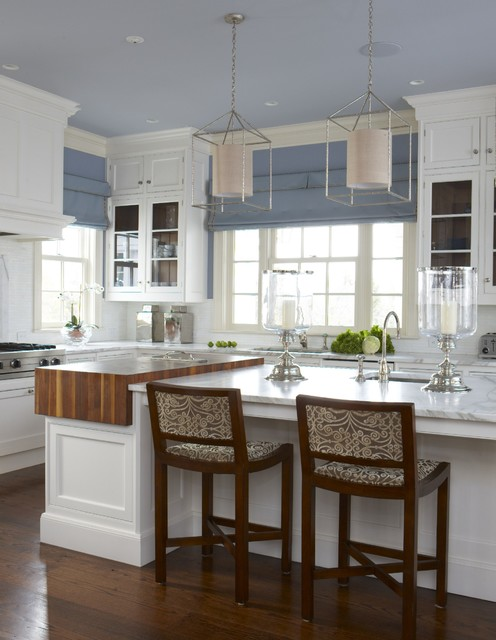 A Classic CT Home with a Modern Flair traditional-kitchen