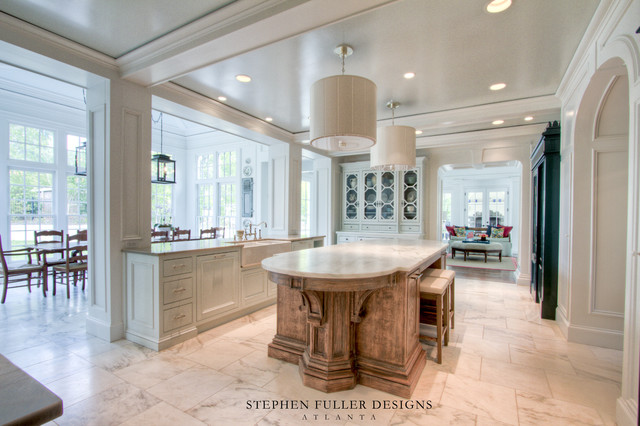 A Classic Kitchen traditional-kitchen