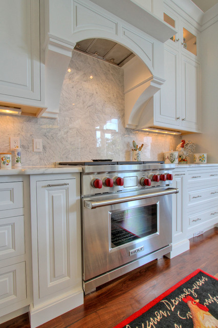 21 Mulberry traditional-kitchen