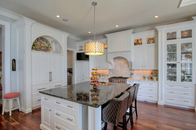 classic white kitchen traditional kitchen other by arlene williams. Black Bedroom Furniture Sets. Home Design Ideas