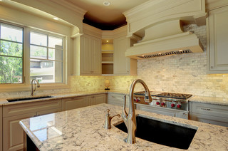 A Collaborative Design Group Traditional Kitchen Calgary By A Collaborative Design Group