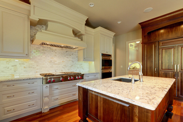 A Collaborative Design Group traditional-kitchen