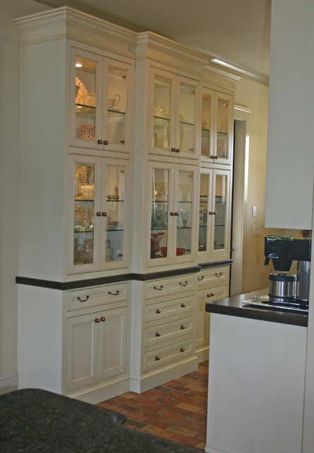 A Contemporary Craftsman traditional-kitchen