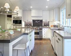 A contemporary Kitchen contemporary-kitchen