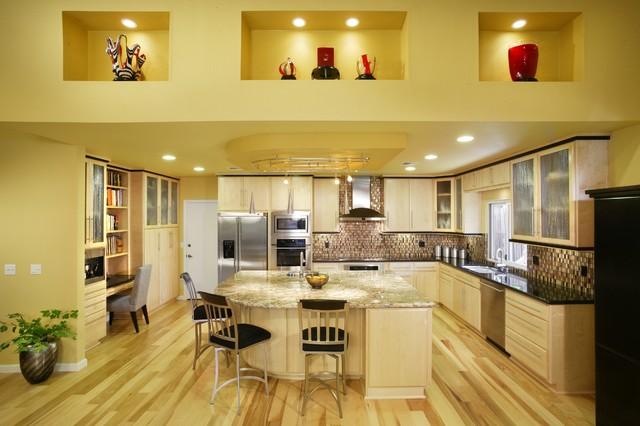 A Cook's Kitchen contemporary-kitchen