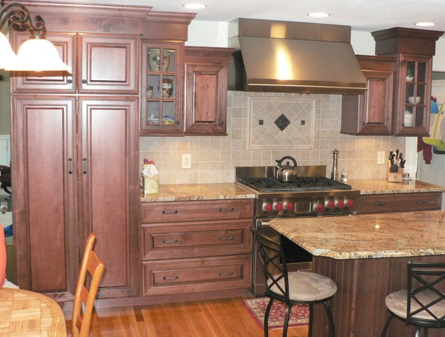 A Cooking Lover's Dream traditional-kitchen