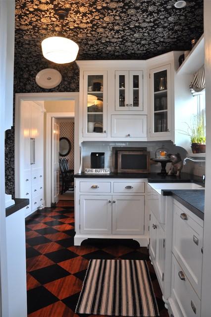 A Cottage Kitchen kitchen