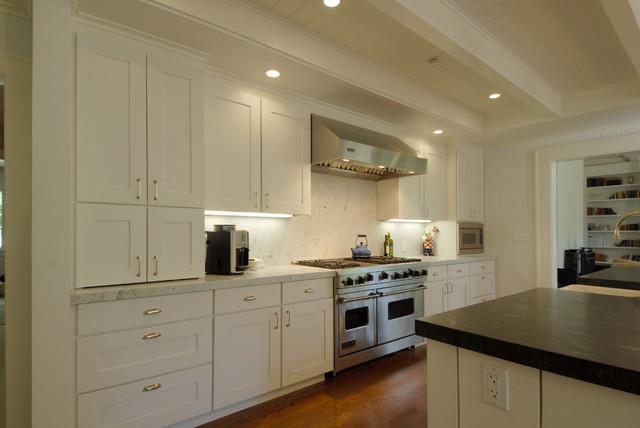 Dream Kitchen in White - Modern - Kitchen - san francisco - by ...