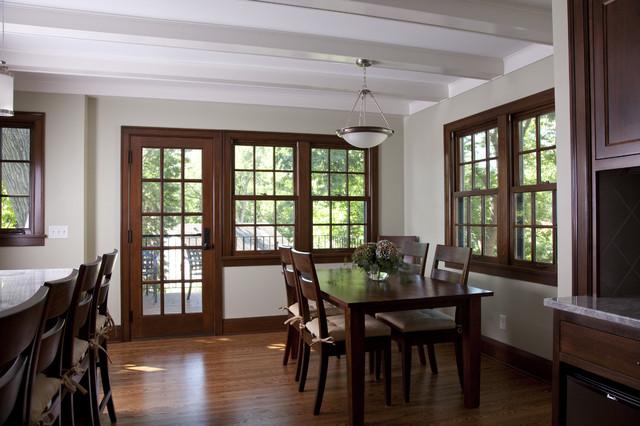 A Fresh Take on Tudor - Kitchen traditional-kitchen