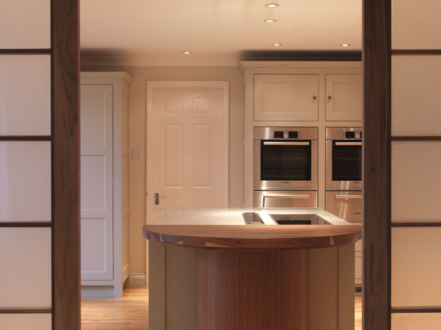 A Hampshire Family Home traditional-kitchen
