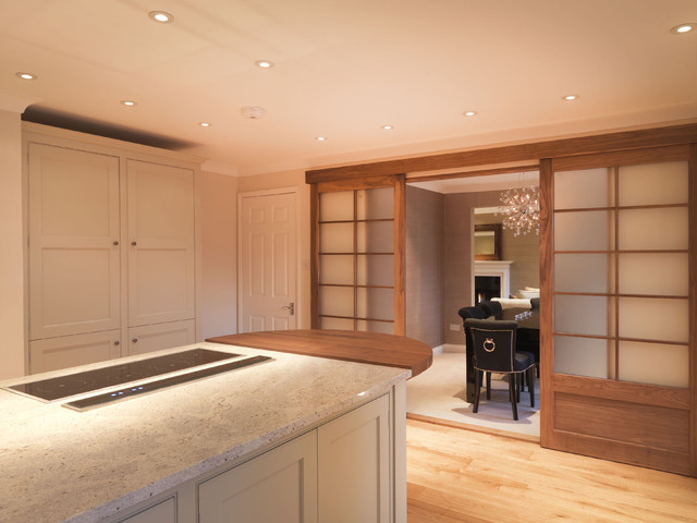 A Hampshire Family Home asian-kitchen