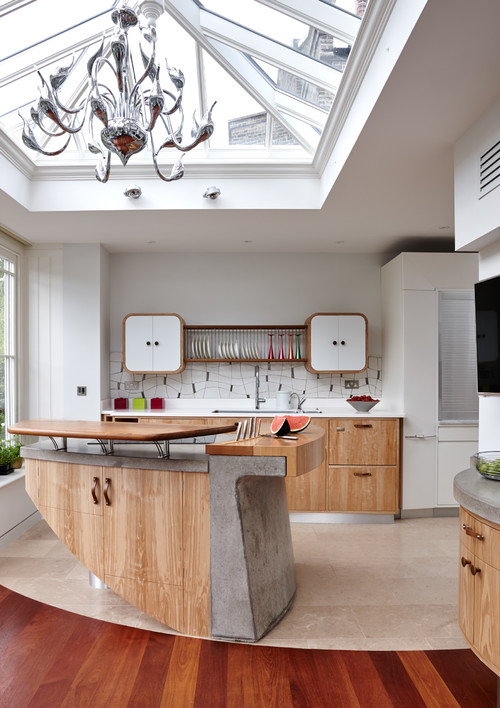 A KITCHEN IN THREE MOVEMENTS
