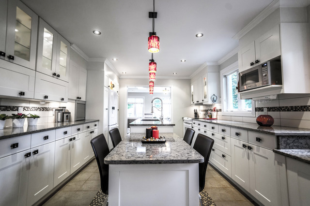 a kitchen remodel on a shoestring budget contemporary
