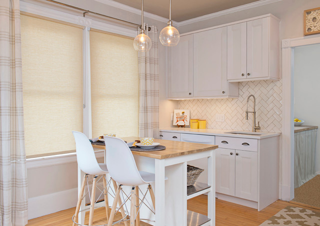 A Little Bit Country A Little Bit Contemporary Kitchen Transitional Kitchen Boston By